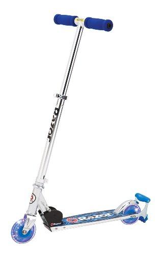 Razor Spark DLX Scooter, Blue