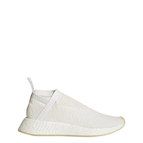 adidas NMD_cs2 PK W, Zapatillas de Deporte Para Mujer Blanco (Ftwbla / Ftwbla / Ftwbla)