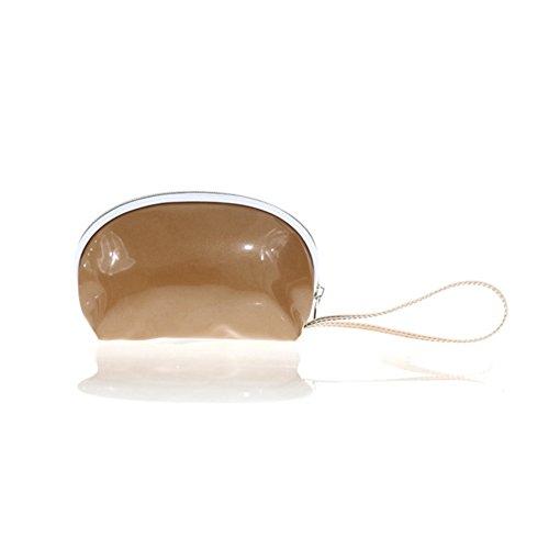 cartera de damas/Suave cubierta con una bolsa pequeña/Paquetes de teléfono móvil/organizador de cosméticos-B B