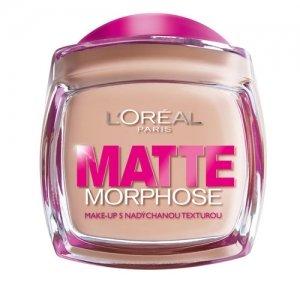 L'Oréal Paris Matte Morphose Featherlite Soufflé Foundation -