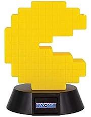 Paladone Products Mini-lamp Pac-Man 3D 10 cm, meerkleurig