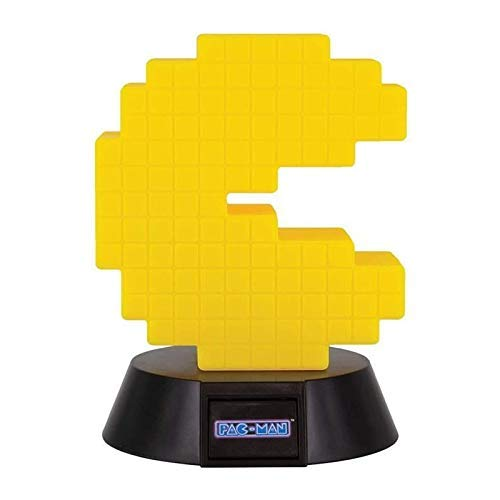 Pac Man Icon Light Collectible Figure