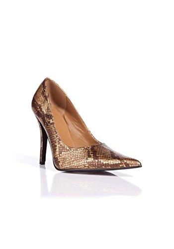Apart - Zapatos de vestir para mujer multicolor - cognac-gold