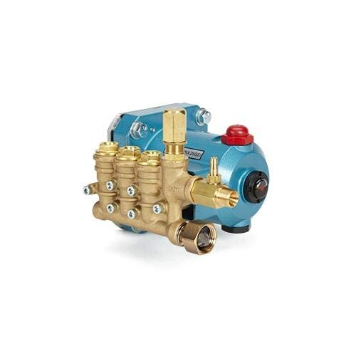 "Cat Pumps 4DNX25GSI, 4DNX Direct Drive Plunger Pump, 3/4"" Gas 2.5 gpm"
