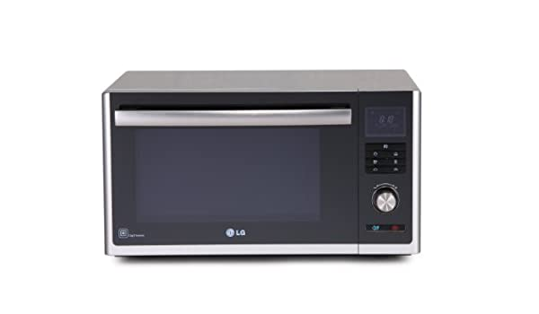 LG - Microondas Ml2881Cp, 28L, Grill Simultaneo, Electronico ...