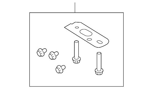 Ford BC3Z6L612A - Gasket