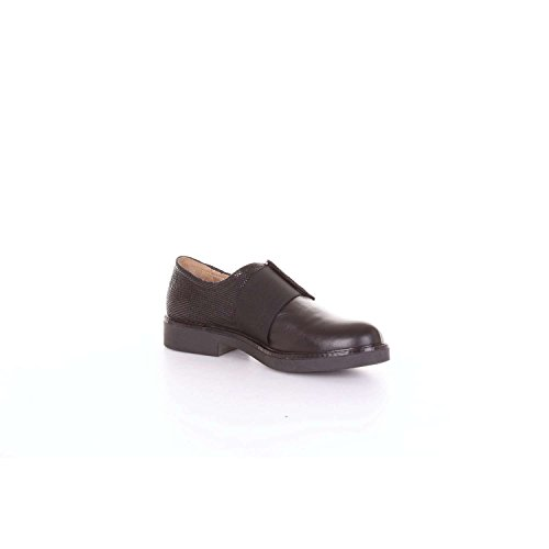 POESIE VENEZIANE GBITA1362 Chaussures Classiques Femme Noir FFm8jLqJ