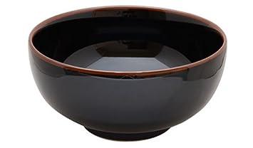 Amazon.co.jp: 白山陶器 5寸深...