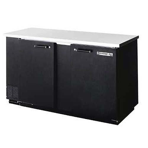 Beverage Air BB68-1-B Standard Depth Back Bar Cooler in ()