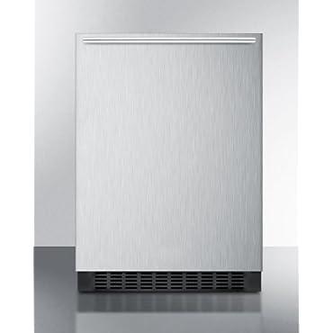 Built-In Undercounter All-Refrigerator -Black (FF64BXSSHH)