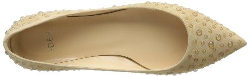 Eden 11 408 Cv - Bailarinas de cuero mujer Beige - beige