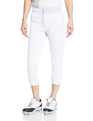 Intensity Damens & 039;s Niedrig Rise Double Knit Pant, Small, Weiß by Intensity
