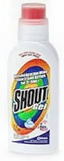 S C Johnson Wax Shout Gel 12 Unidades: Amazon.es: Hogar