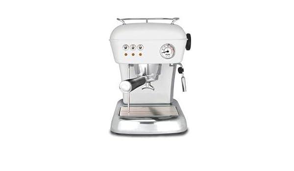 ASCASO 600758 Dream blanco cafetera eléctrica: Amazon.es ...