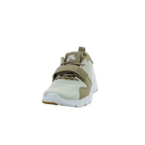 Nike Trainerendor, Zapatillas de Deporte para Hombre Marrón (Marrón (Khk/White-Lght Bn-Gm Lght Brwn))