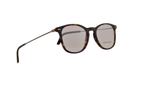 Giorgio Armani AR7160 Eyeglasses 51-19-145 Matte Havana w/Demo Clear Lens 5089 AR ()