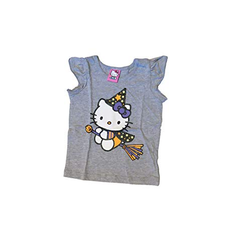 Hello Kitty Witch Halloween Shirt 2T