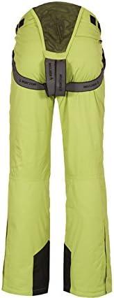 Bergson Herren Skihose Frosty Race elastisch atmungsaktiv warm Winddicht wasserdicht Wassers/äule: 12000 mm Atmungsaktivit/ät: 12000 g//qm//24Std
