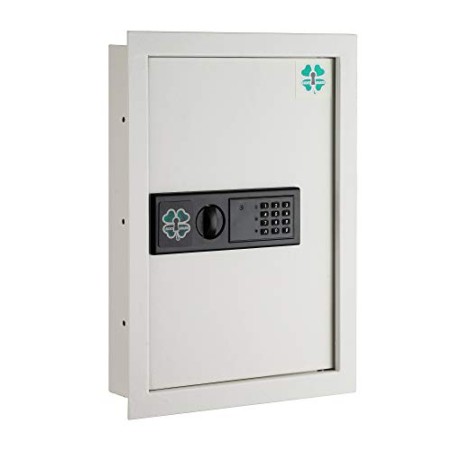 3330 Wall - 3330 Lucky Guard Electronic Wall Safe Hidden Large Safes Jewelry Security