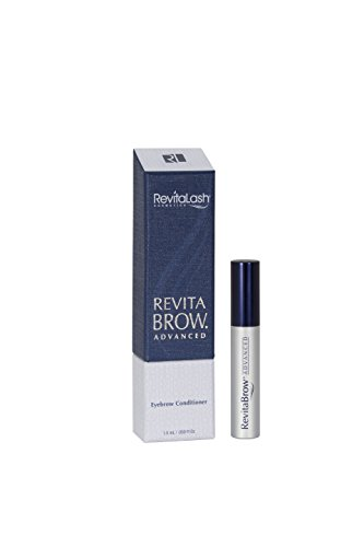 RevitaLash Cosmetics RevitaBrow Advanced Eyebrow Conditioner, Trial Size 1.5 ML