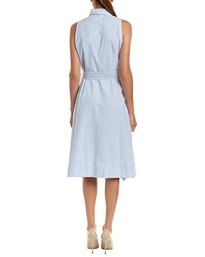 bc7f8248bf1 Tahari by Arthur S. Levine Women s Seersucker Dress at Amazon Women s  Clothing store