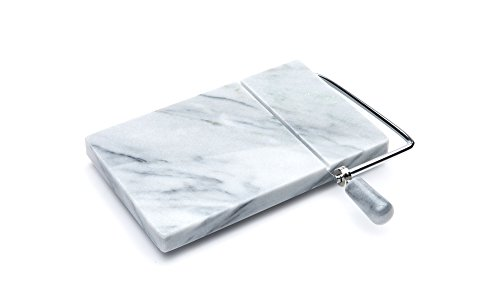 Fox Run 3841 Marble Cheese Slicer, White ()