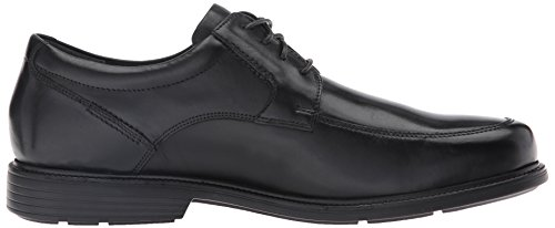 Rockport Mens Charles Road Schort Teen Oxford Zwart