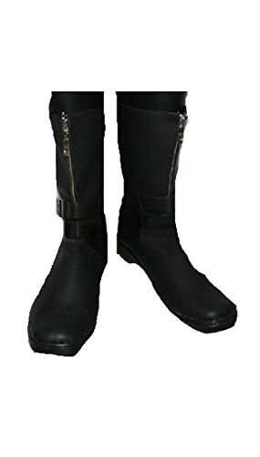 Devil May Cry 4 IV Dante cosplay costume Boots Boot Shoes (Dante Devil May Cry Cosplay Costume)