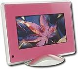 Ality AL-CP7PI PIXXA 7-Inch LCD Digital Photo Frame - Pink