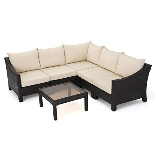 Excellent 6 Piece Outdoor Conversation Sets For The Patio Gmtry Best Dining Table And Chair Ideas Images Gmtryco