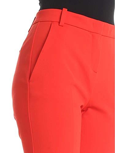 Acetato Mujer Rojo Pantalón Pinko 1g140n6151r25 xtwAARO