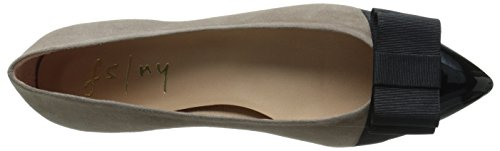 French Sole Fs / Ny Womens Onstage Balletto Nero / Taupe