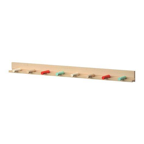 IKEA PS 2014 de pared - 118 8 pomos con encaje de riel ...