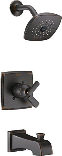 Delta T17464-RB Ashlyn Monitor 17 Series Tub & Shower Trim, Venetian Bronze