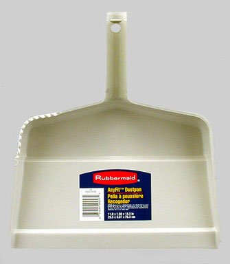 Price comparison product image Rubbermaid Home G159 Any Fit Dust Pan(Color May Vary)