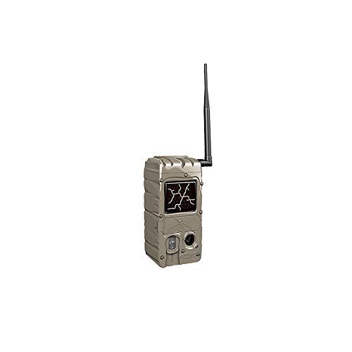 Cuddeback 20MP G-Series Powerhouse Black Flash Trail Camera, CuddeLink Networked (G-5079)