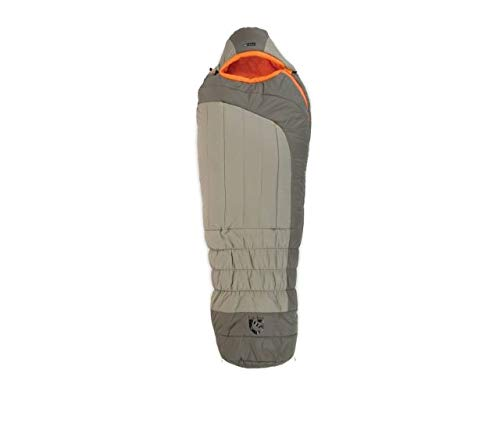 Nemo Steelhead 20-Degree Synthetic Mummy Bag, Stalker, Regular