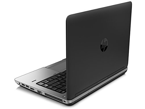 "HP Probook 14"" Laptop, Intel i5-4300M, 8GB RAM, 128GB Solid State Drive, Intel HD Graphics, DVDRW, Bluetooth, Windows 10 Pro, (Certified Refurbished)"