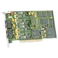 Dialogic - 881-775 (D4PCIUFW) - Dialogic® Analog D4PCIUFW RoHS Version 4-port Analog, Loop-Start, PCI Card.