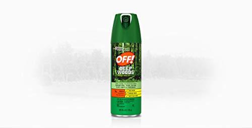 (OFF! Deep Woods Sportsmen Insect Repellent II, 6 oz.)