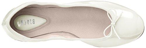 Bloch Soft Patent - Bailarinas de piel de cerdo mujer White (White)