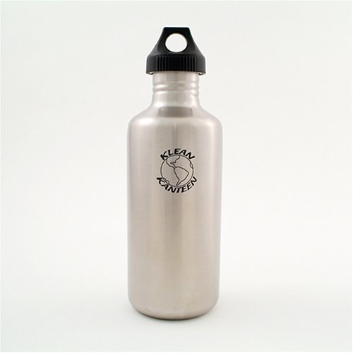 Klean Kanteen with Loop Cap, (40 oz)