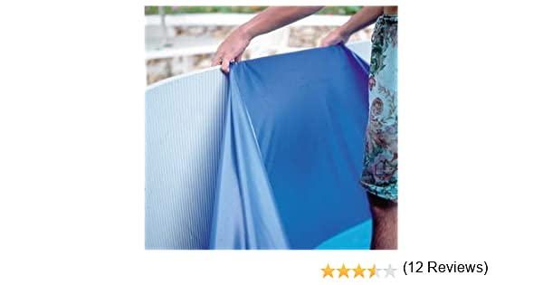 Gre Liner Overlap Azul 350x120 Circular (SIN Perfil Colgante ...