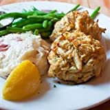 Today Gourmet - Crab Cakes - 95% Jumbo Lump (10 - 8oz Crab Cakes)