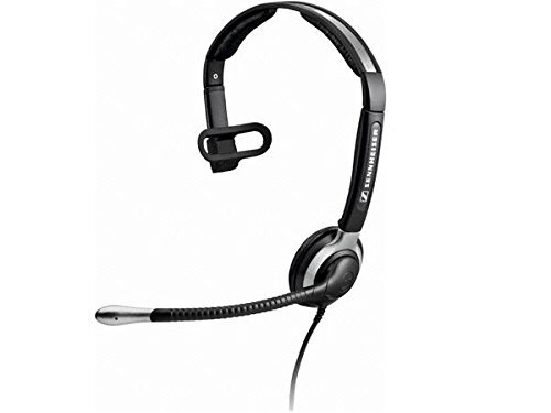 Sennheiser CC 510 Single-Sided Monaural Headset with Noise-Canceling Microphone (Certified Refurbished)