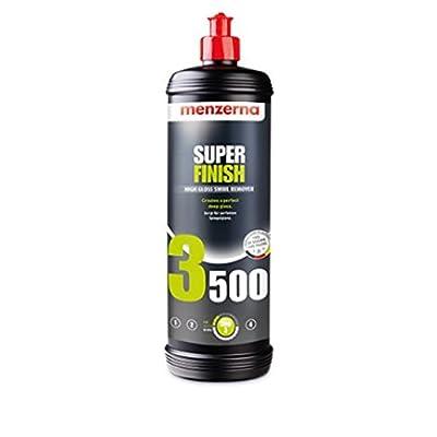 Menzerna Super 3500, Medium 2500, and Heavy 300 Polishing Compound Kit: Automotive