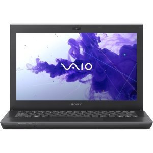 "Sony VAIO SVS13A25PXB 13.3"" LED Notebook - Intel Core i7 i7-3520M 2.90 GHz"