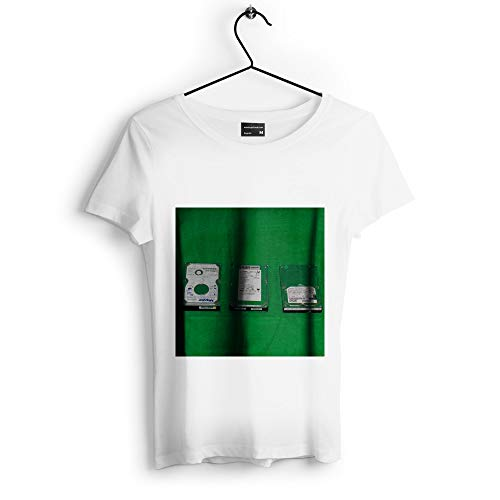 Westlake Art - Computer Hardware - Unisex Tshirt - Picture Photography Artwork Shirt - White Adult Medium (D41D8)