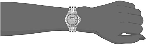 Raymond Weil Women s 5399-ST-00995 Tango Steel Mother-Of-Pearl Diamond Crystal Dial Watch