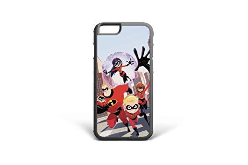 Koldan The Incredibles Phone Case iPhone 7 8 iPhone XR X Cover iPhone 8 Plus 5S 5 SE XS Max 6 6S Plus Disney Samsung S9 S8 Case S9 Plus Superhero Samsung Note 9 Note 8 S8 Plus S6 S7 Edge 2DaO170